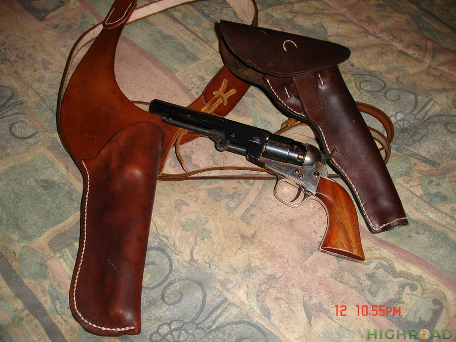 1862 With Holsters