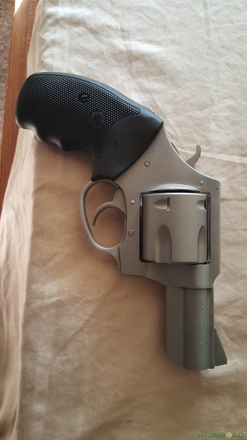 Charter Arms Bulldog 45 Colt   The High Road