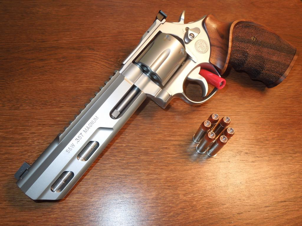 What's your favorite revolver in your current collection? | The High