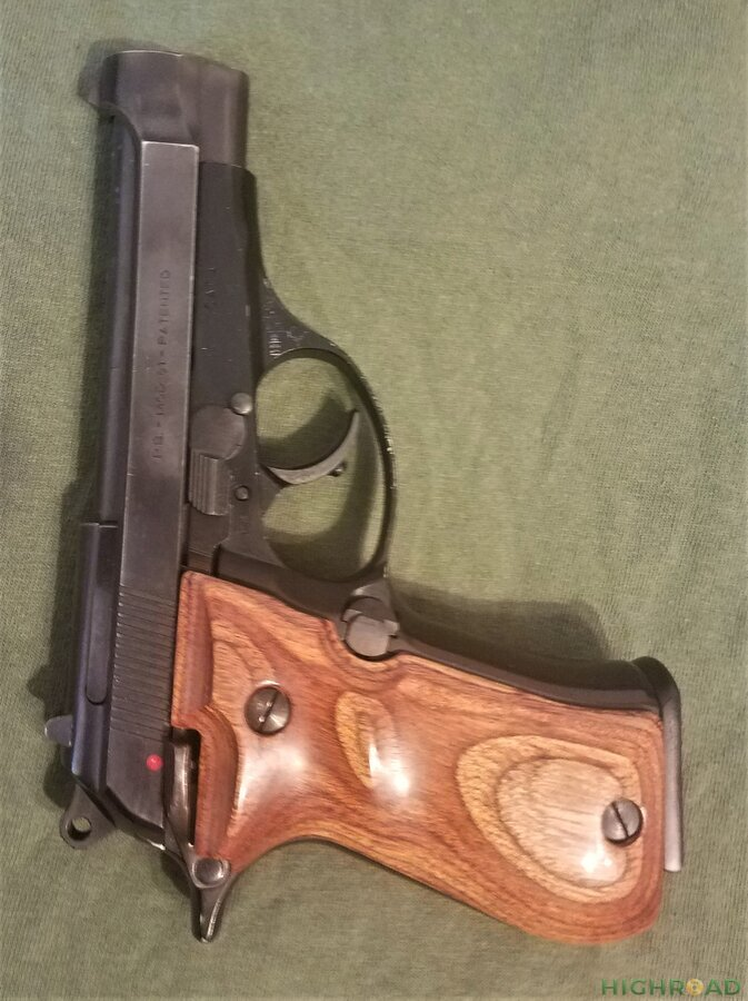 Beretta Model 81 Walnut