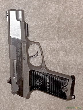 Ruger P90dc 45acp