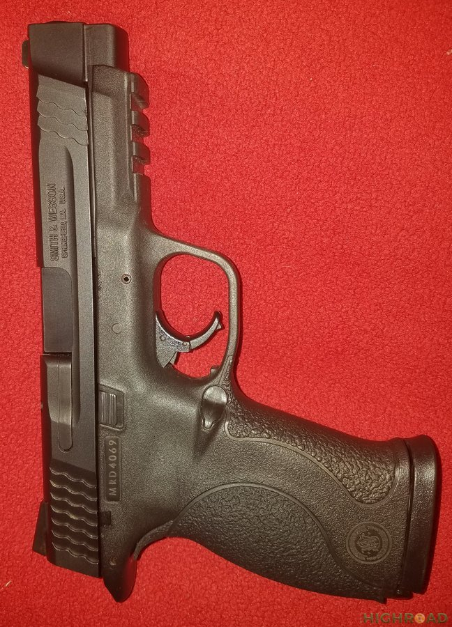 Smith and Wesson M&P 45acp
