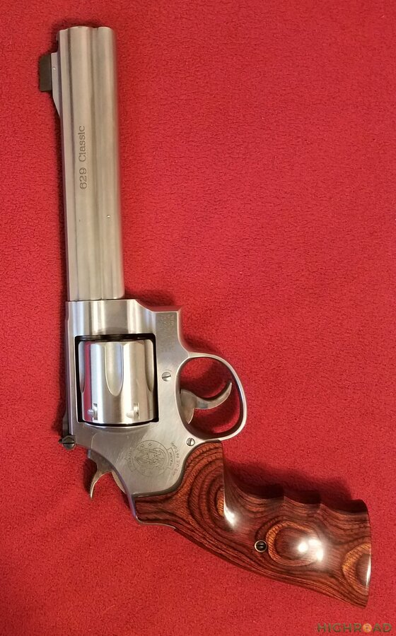 Smith and Wesson Model 625-5