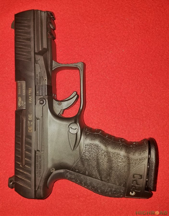 New to Me Walther PPQ | The High Road